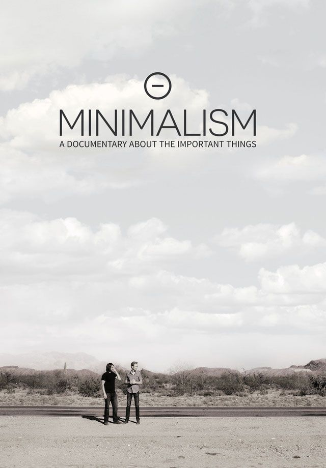 minimalism a documentary about the important things stream free