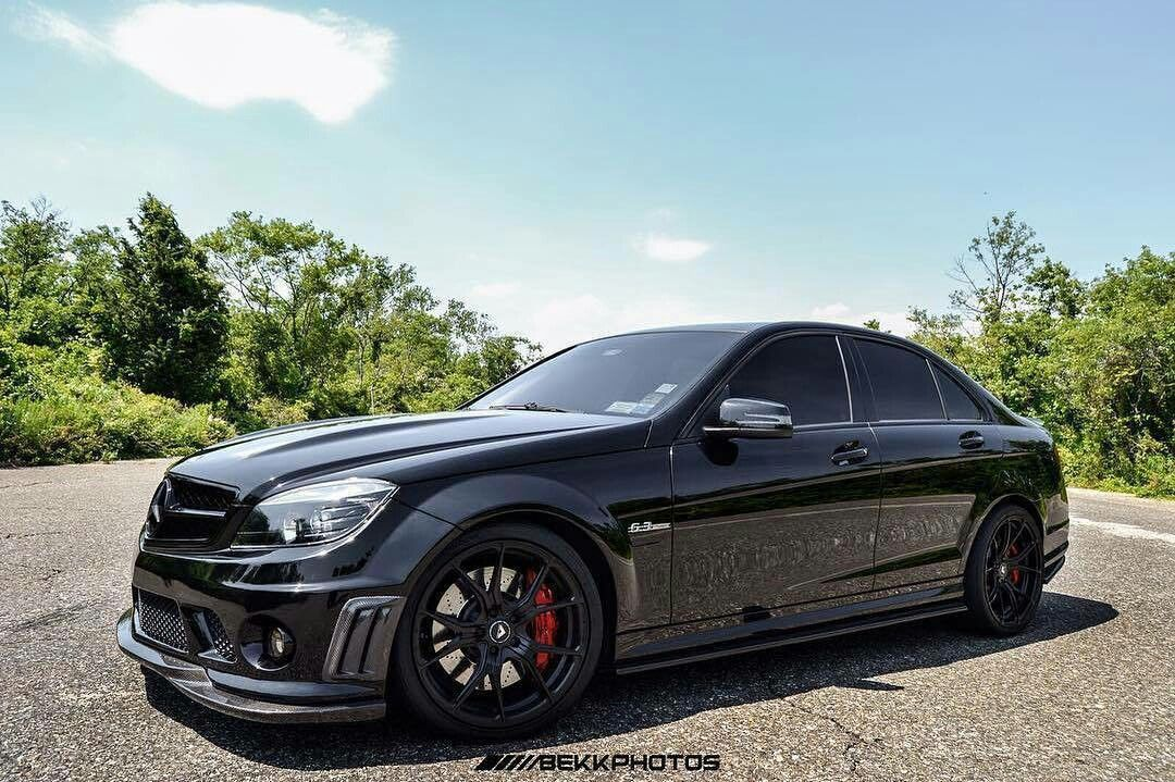 Mercedes C63 Amg W204 With Images Mercedes Benz Mercedes C63