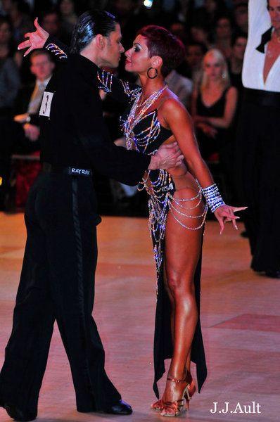 Sexy ballroom dancing nude 1