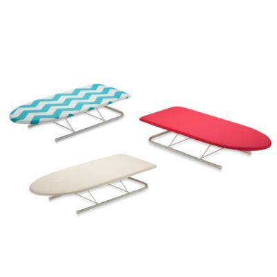 Tabletop Ironing Boards Bedbathandbeyond Com Chevron Print