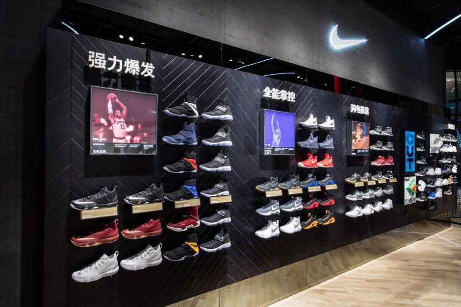cheapest price watch exclusive range Nike and Jordan Basketball Experience Store Beijing | Jordan ...