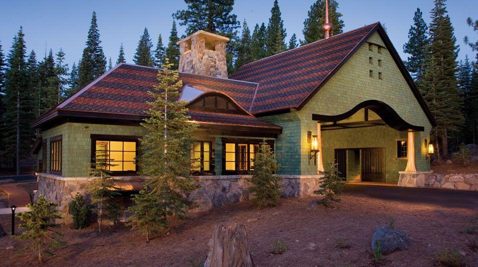 Martis Camp Gatehouse