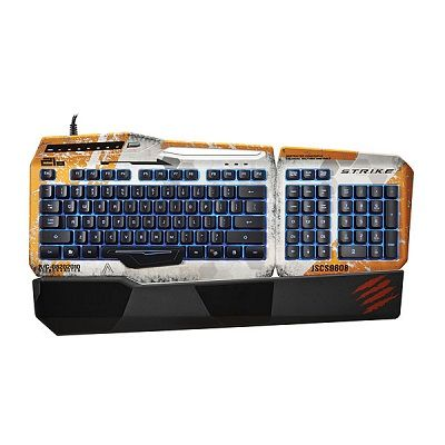 Titanfall STRIKE 3 Gaming Keyboard - A fully responsive and customizable wired gaming keyboard