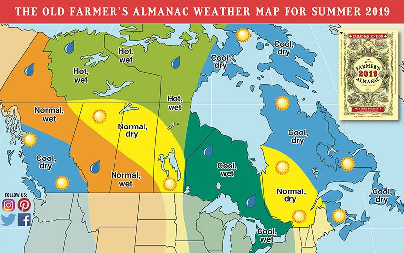 Here S What Winter Weather Will Look Like Across Canada This