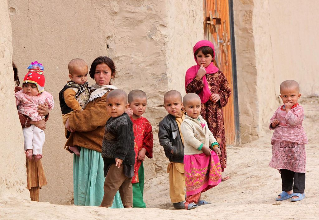 More Afghan Children Children Army Soldier Afghanistan