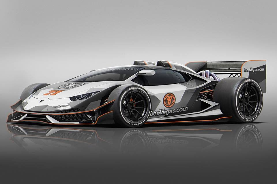 Lamborghini Huracan extrem: Jetzt dreht Jon Olsson durch #lamborghinihuracan