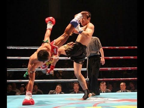 Saenchai Demonstrates 3 Muay Thai Sweeps | Muay Thai Scholar