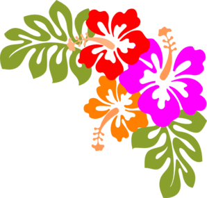 hibiscus clip art vector clipart best cliparts for you rh pinterest com au tropical clip art free printables borders tropical clipart free