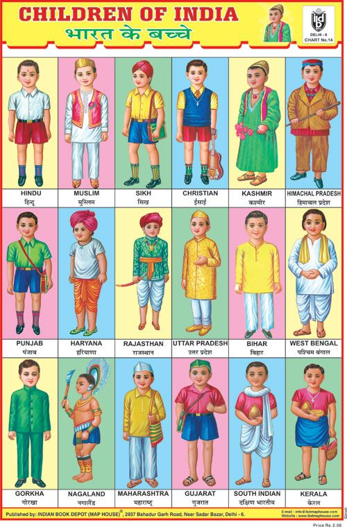 Kids of india another old indian chart depicting the ersified culture states also best charts images on pinterest poster concert posters rh