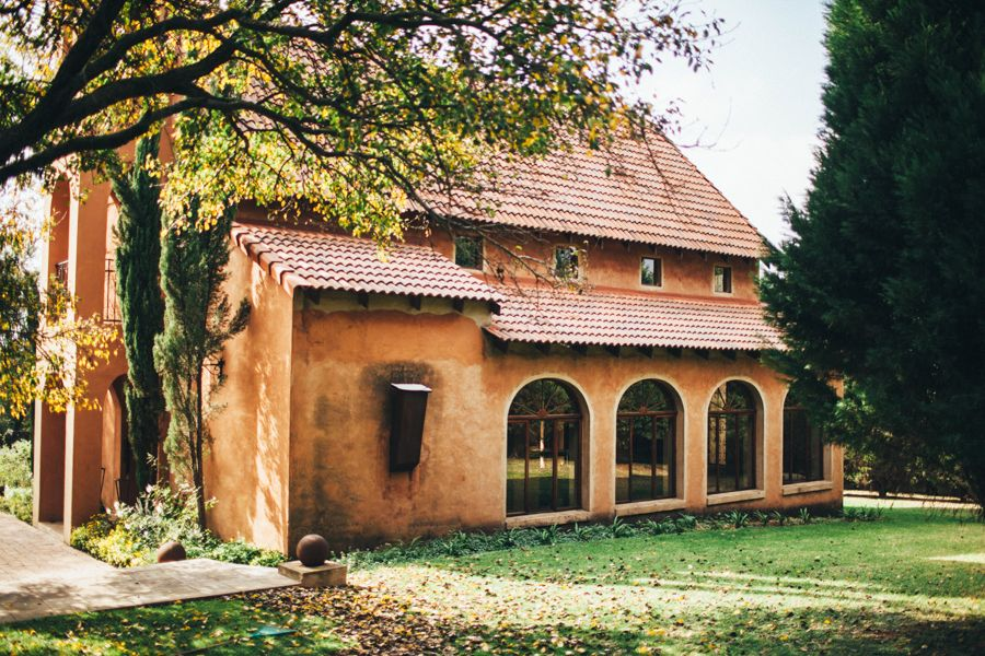 Chapel At Moon And Sixpence Wedding Venue Johannesburg South Africa