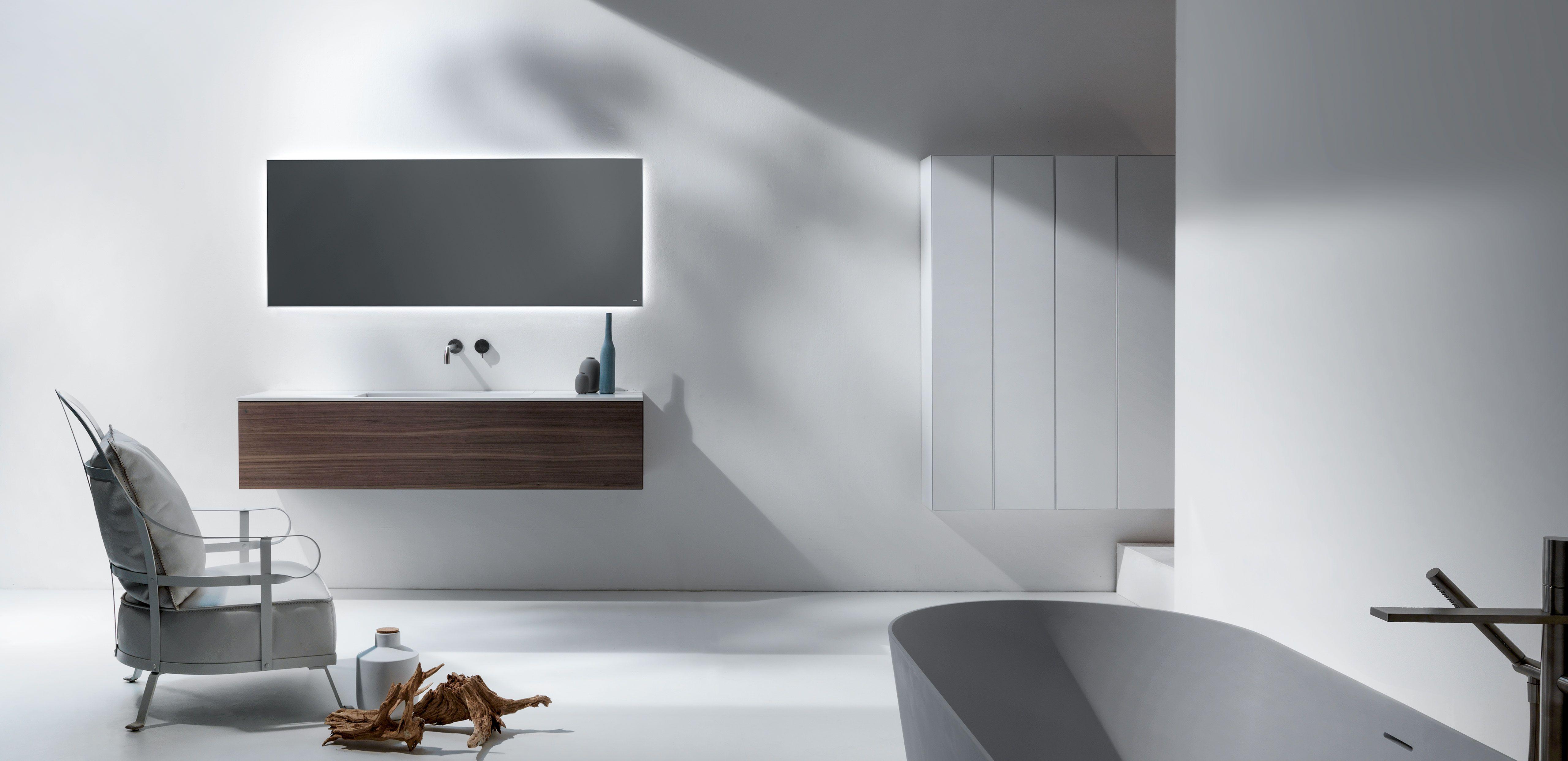 Italienische Badezimmermobel Schubladen Design