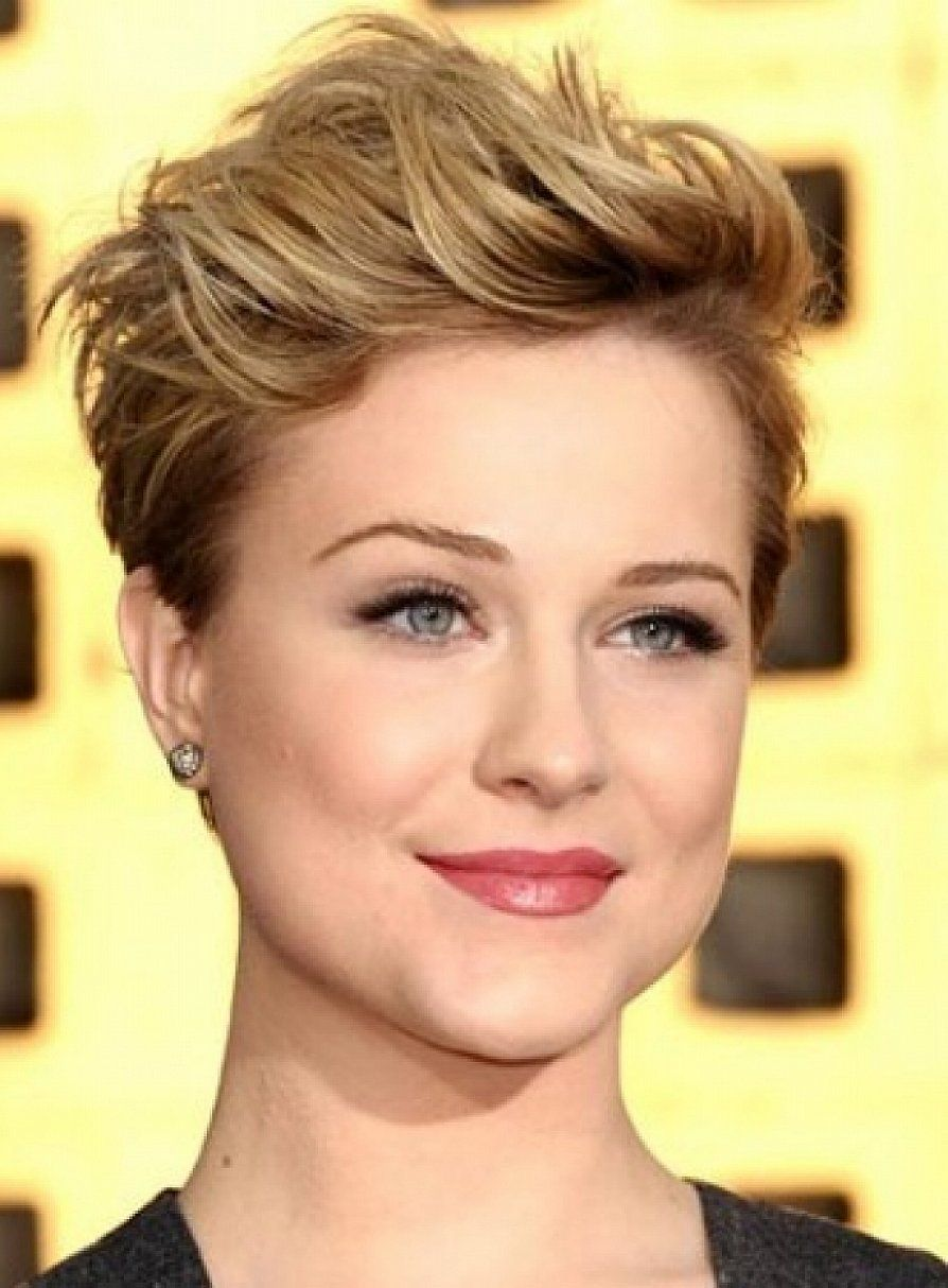 Nice Short Hairstyles For Square Faces 2015 Very Short Hairstyles