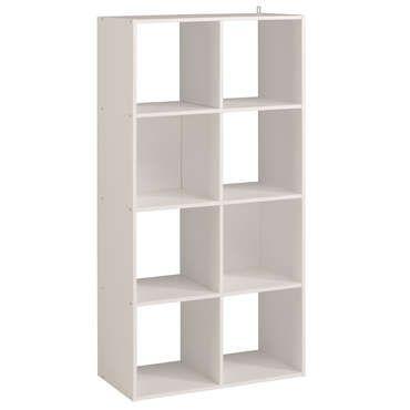 Bibliotheque 8 Cases Kubikub Coloris Blanc Pas Cher C Est Sur Conforama Fr Large Choix Prix Disc Bibliotheque Conforama Bibliotheque Grande Bibliotheque
