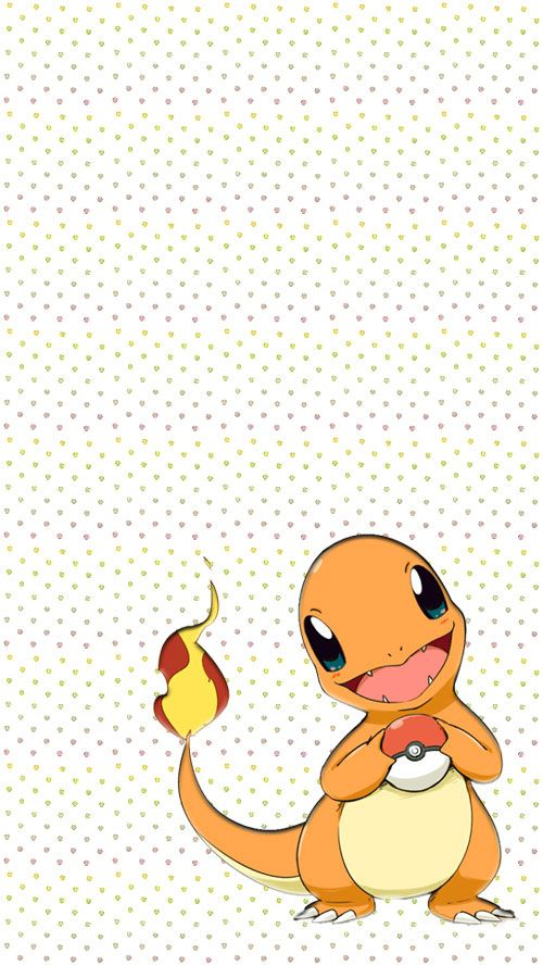 charmander pokemon wallpaper fondos pinterest