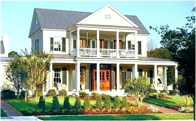 Southern Living Low Country House Plans Low Country Homes Country House Plans Image House