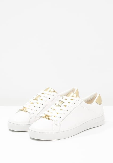 d36469319fc ... basses Allie Trainer Femme Blanc gl18824a  MICHAEL Michael Kors ESSEX  Baskets montantes optic white  Basket femme ...