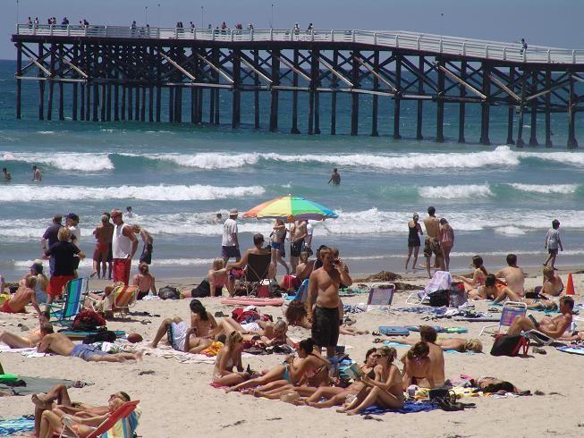 Pacific Beach In San Go