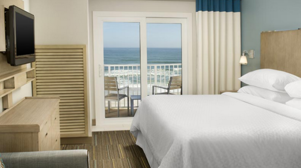Four Points By Sheraton Jacksonville Beachfront Florida Hotels