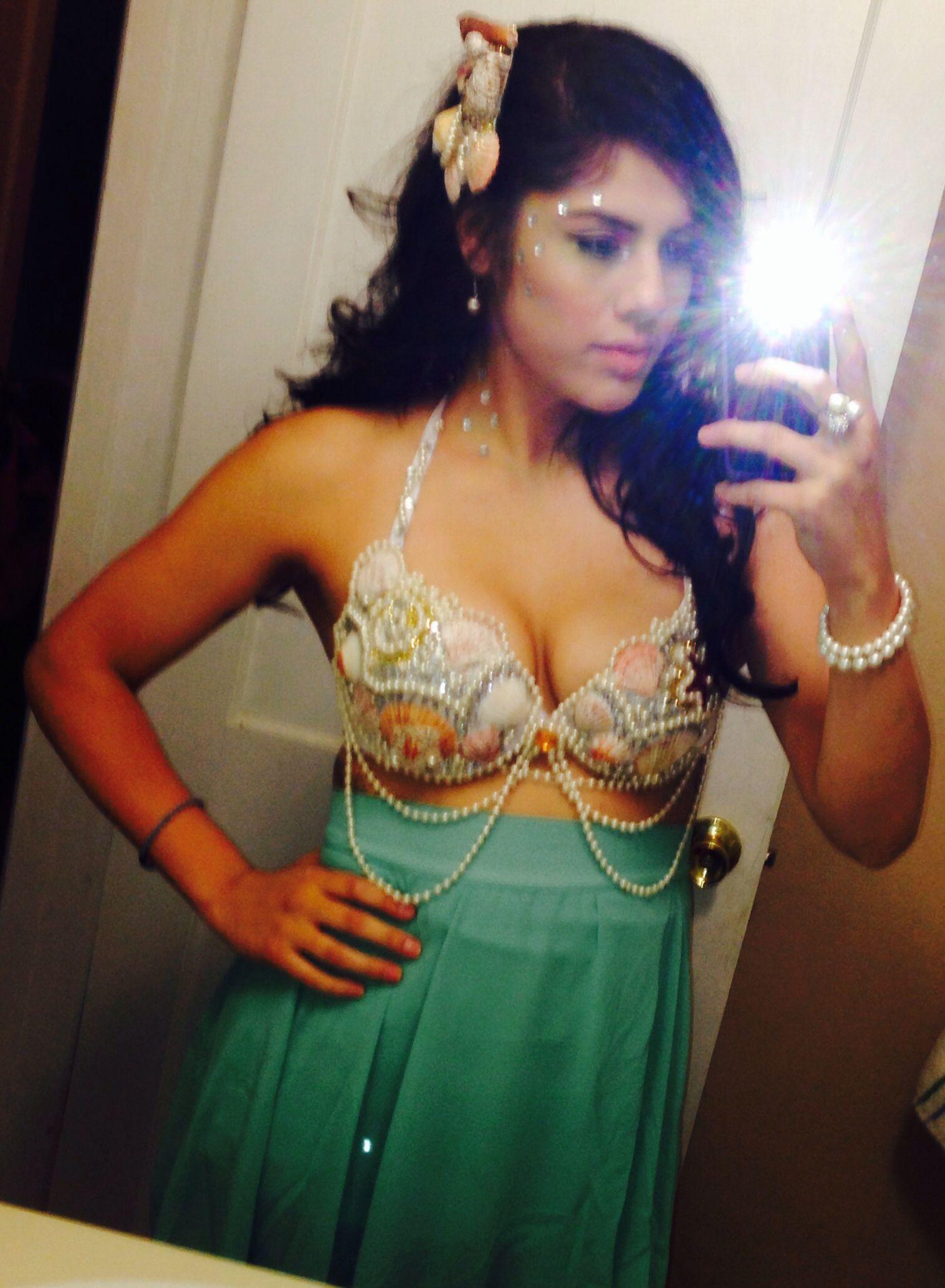 Ariel diy costume full diy mermaid costume post - Mermaid Costume Diy