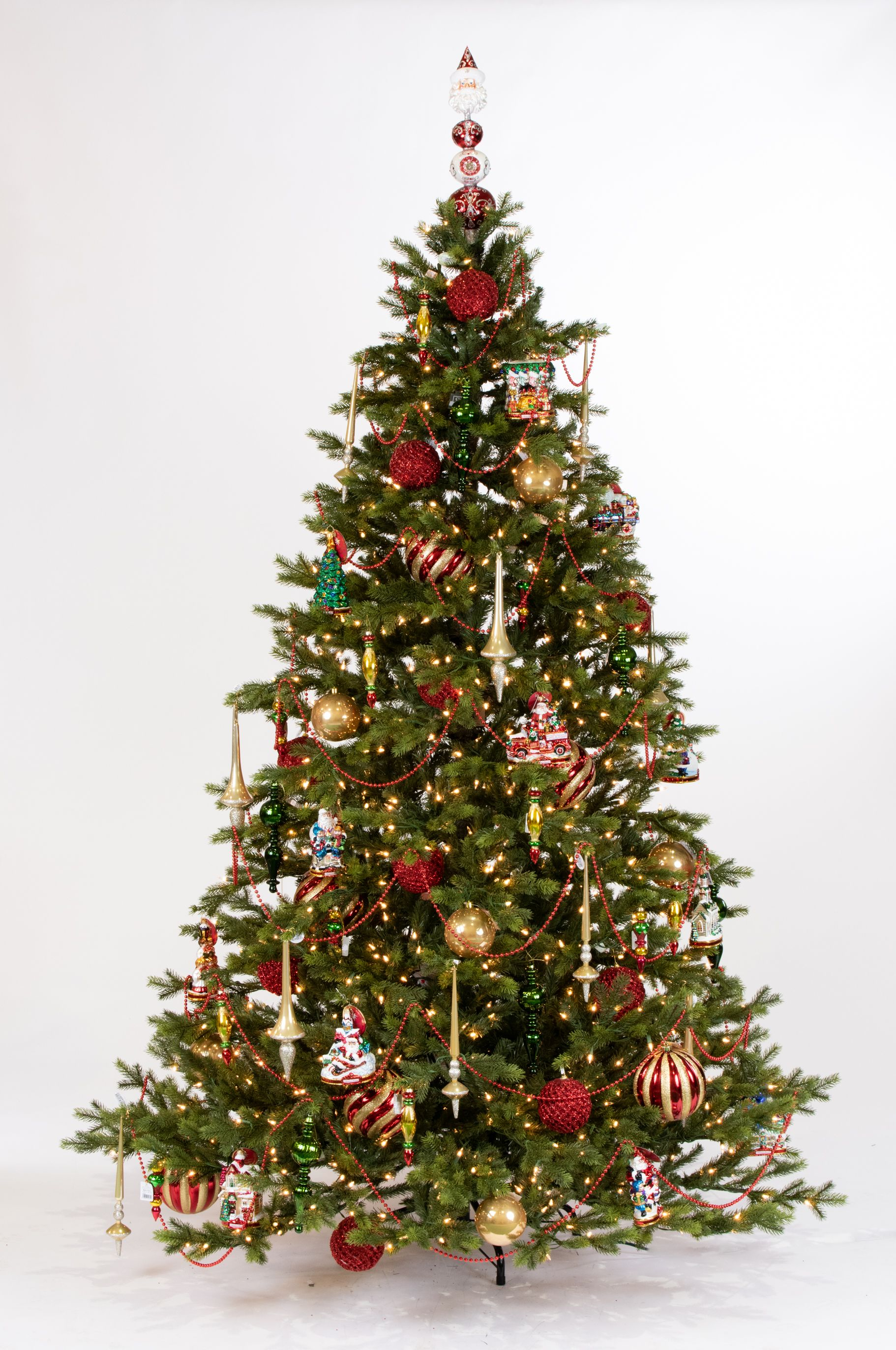 Treetime's Wexford Spruce is an artificial Christmas tree