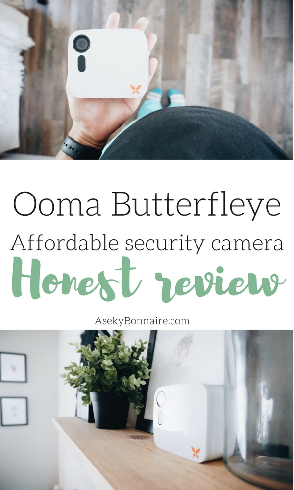 Ooma Butterfleye Review Security Cameras For Home Home Security Systems Wireless Home Security