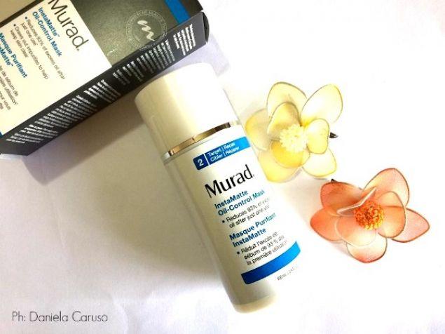 #Murad Instamatte Oil-Control Mask per controllare il sebo in eccesso e le impurità [REVIEW] @MuradSkincare