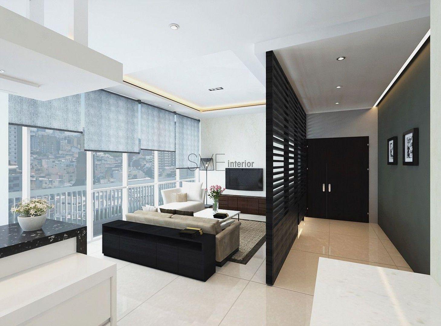 Contemporary | Living Room | Kemang Mansion | Jakarta Selatan | SVE ...
