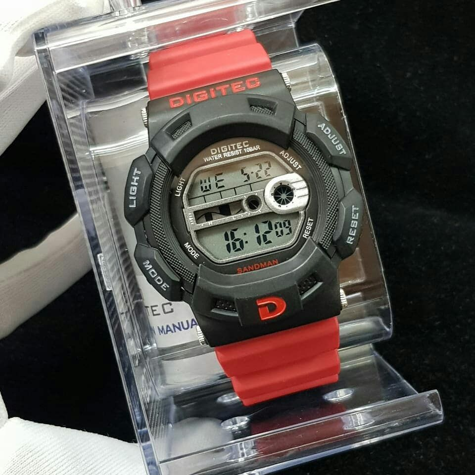 Rp.225.000 New Digitec DG2087 T Diameter 4.5cm Digital