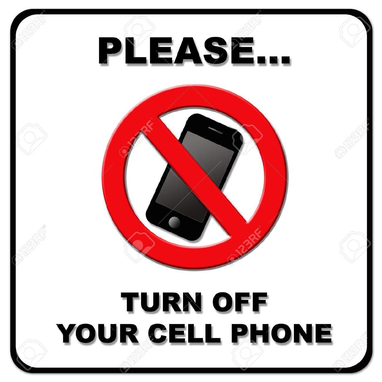 Resultado De Imagem Para Imagens De Turn Off Your Cell Phone Turn Ons Turn Off Cell Turn off cell phone sign