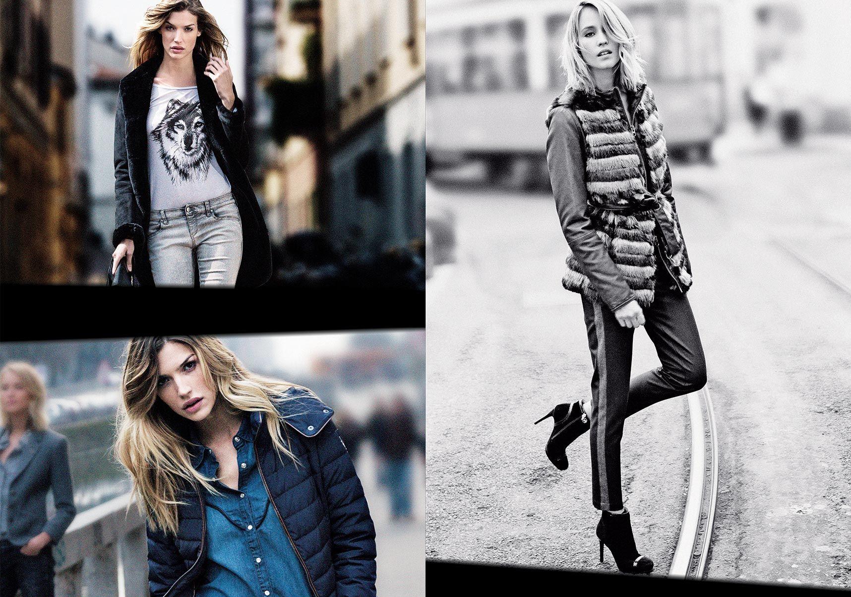 Armani Jeans Fall/Winter 2013