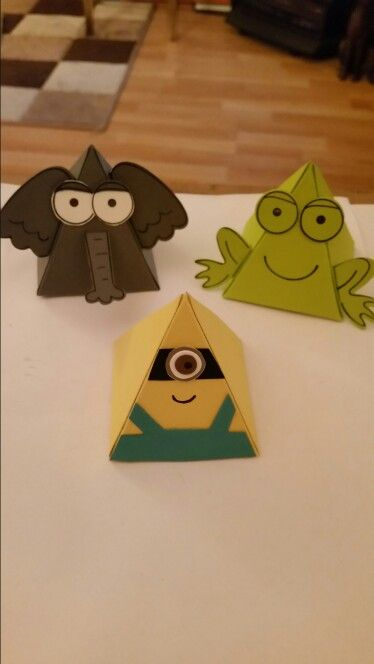 Playful pals -Stampin up. Love  making these.