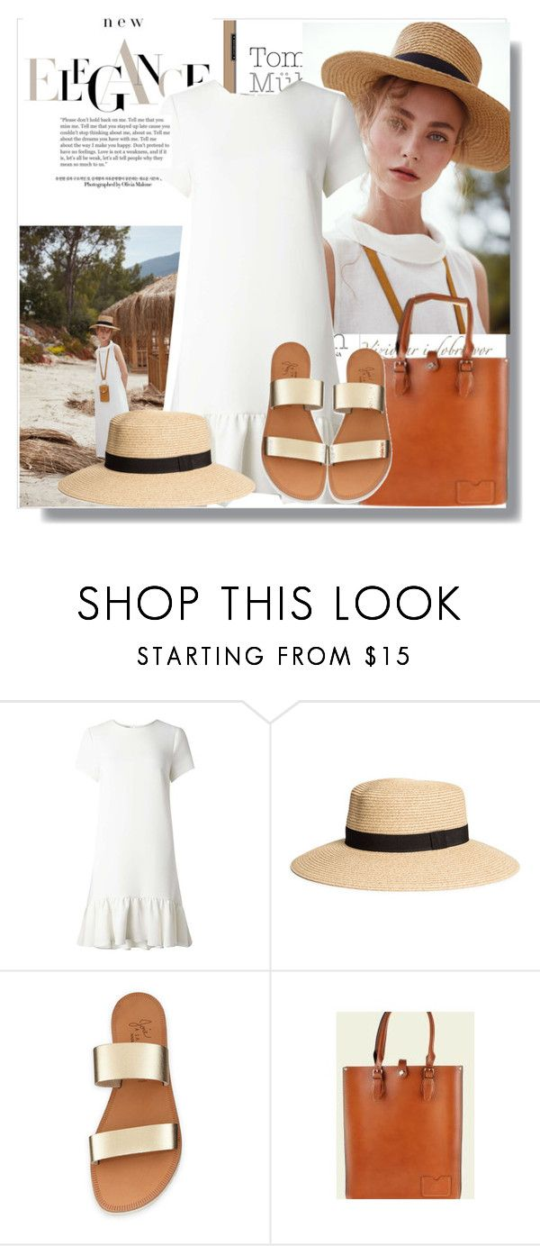 """How to Dress for a Heat Wave"" by lidia-solymosi ❤ liked on Polyvore featuring Gaia, Miss Selfridge and heatwave"