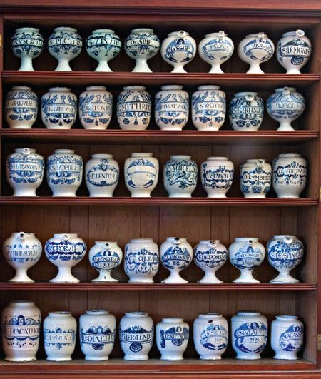 Hoffbrand collection english delftware apothecary jars  image courtesy of royal college also de holland winkel hollandwinkel on pinterest rh