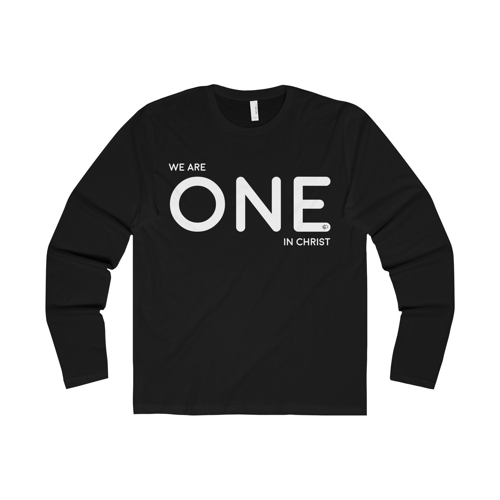 We Are One In Christ Long Sleeve Tee Loveisforeverus Long Sleeve Shirts Long Sleeve Tees Long Sleeve