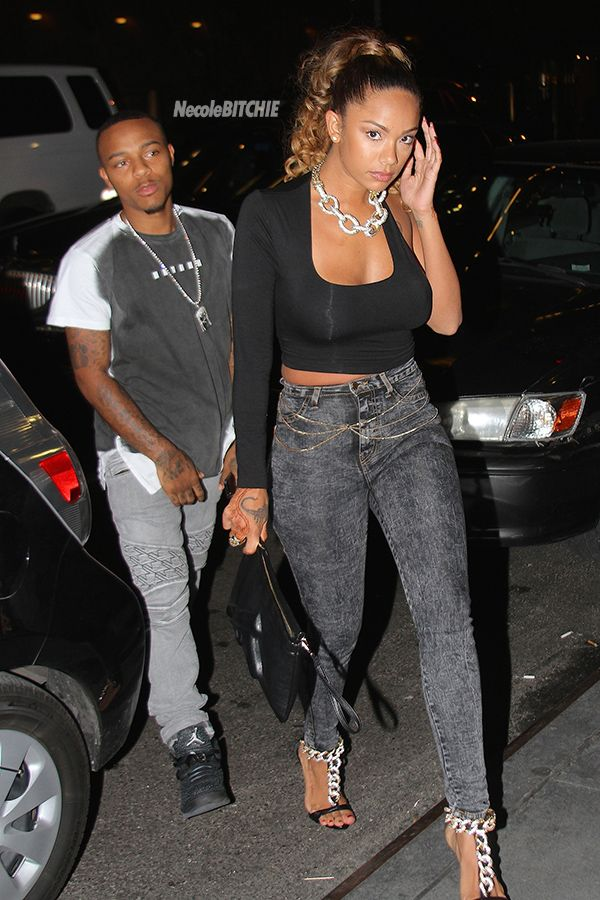 Erica mena dating lil bow wow