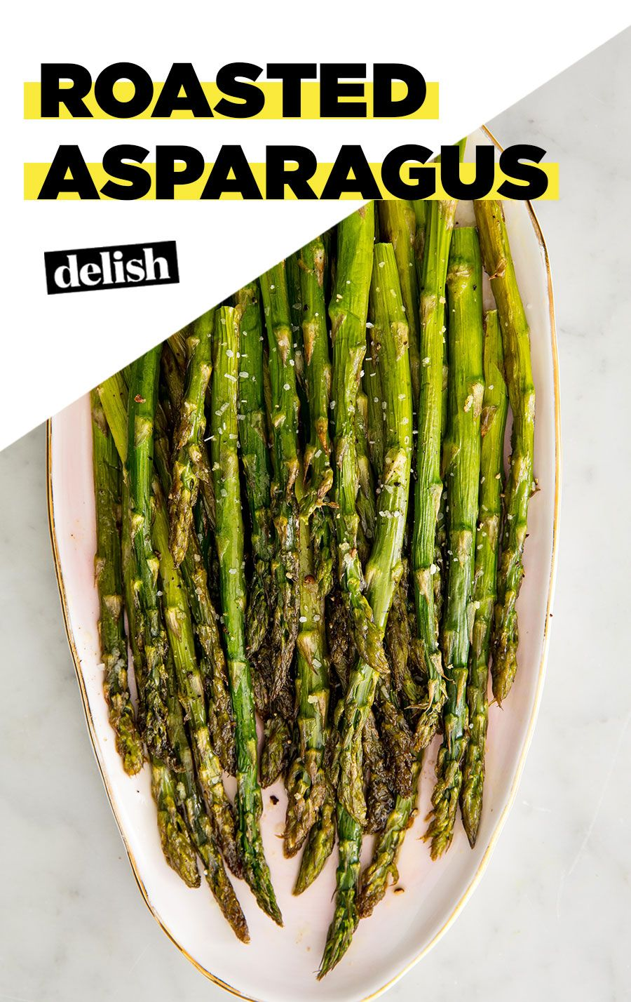This Oven Roasted Asparagus Makes The Best Vegetable Side Recipe How To Cook Asparagus Roasted Asparagus Asparagus Recipes Roasted