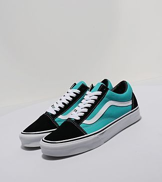 571d15cdae7 Vans Old Skool – Ceramic   Turquoise – Black