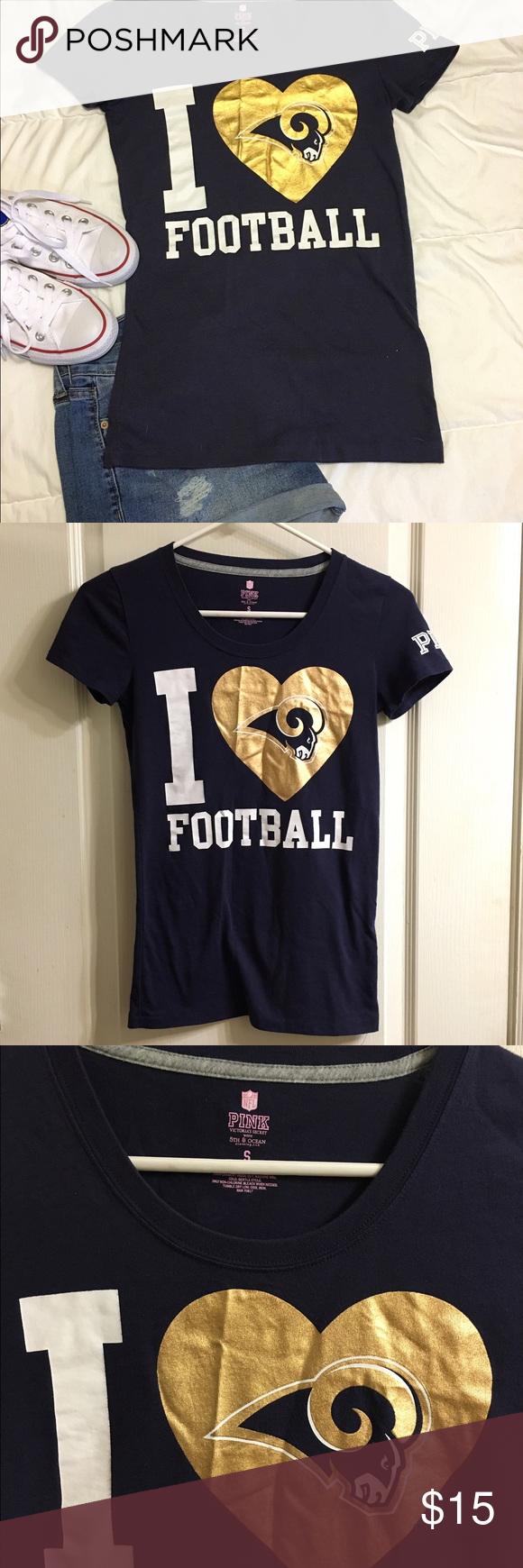 1f837c5c2 PINK LA Rams Shirt Alright