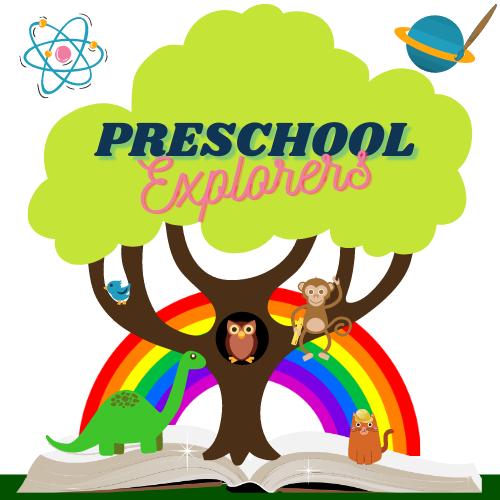Preschool Explorers Logo