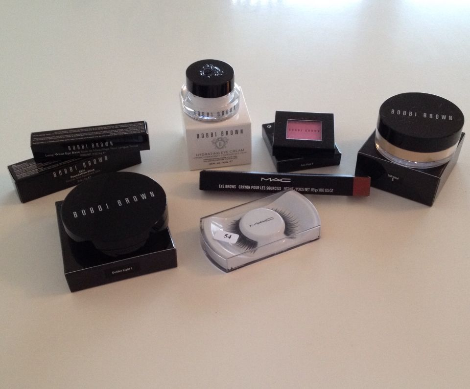 ..meine Shopping Beute! ! ! Bobbi Brown & MÄC