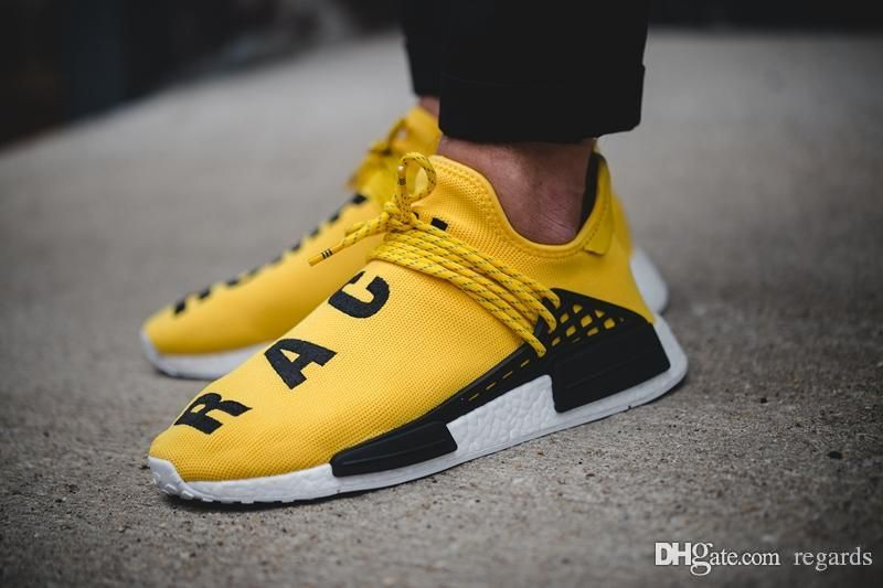 brand new 74af7 3f856 2017 2017 Cheap Online Wholesale Nmd Human Race Pharrell ...