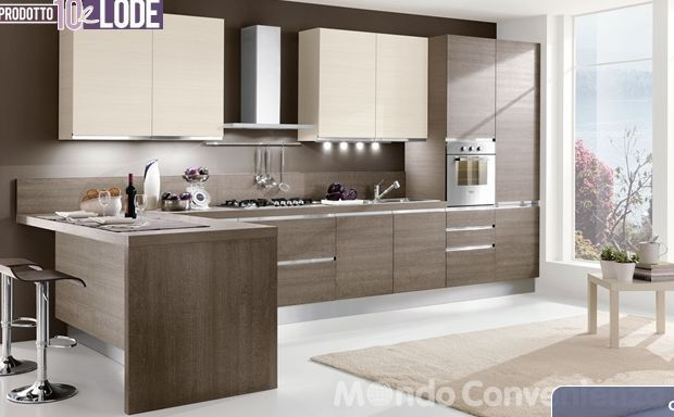 Cucine moderne cocinas pinterest modern and house - Cucine steel opinioni ...