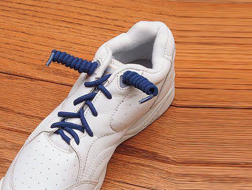 Curly Elastic ShoelacesI had some