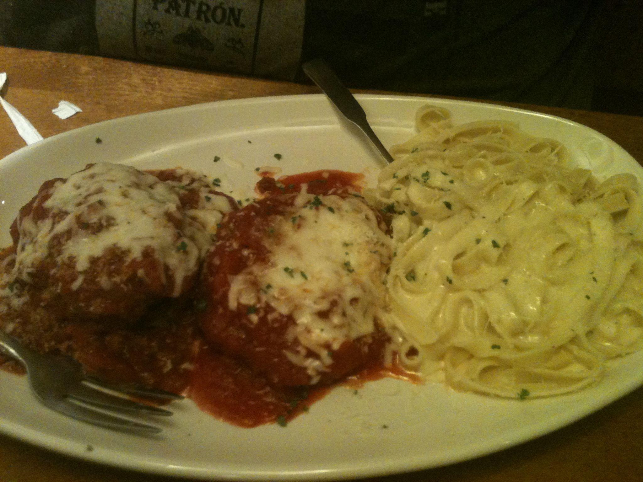 Tour of Italy - Olive Garden Lasagna, Chicken Parmesan, Fettuccine ...
