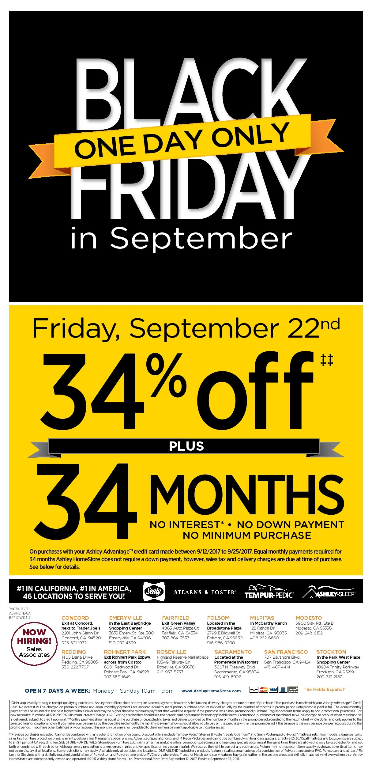 ashley furniture black friday in september 2017 http www