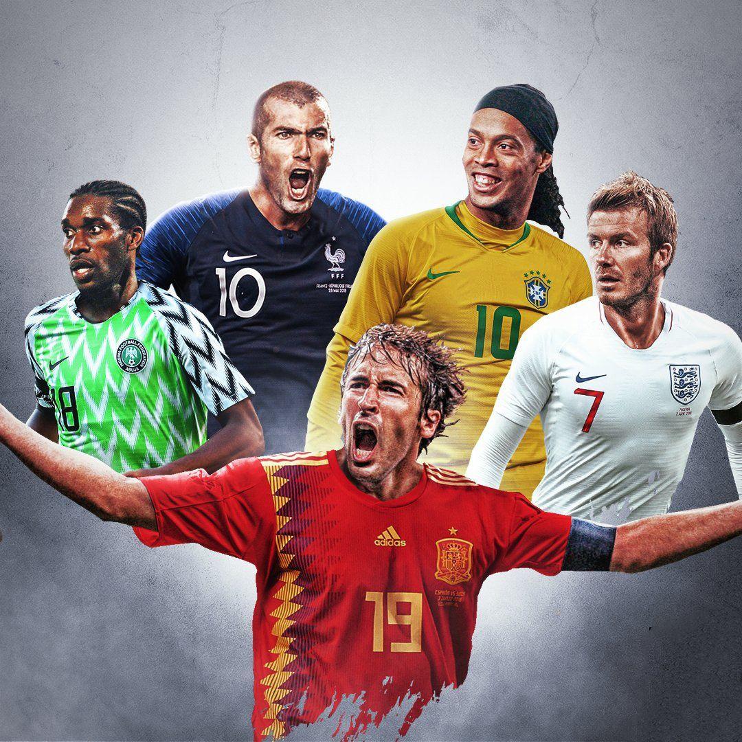 легенды футбола фото с именами потому все