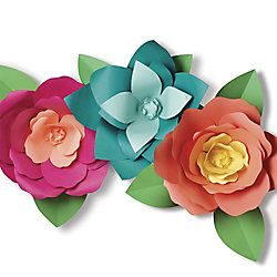 Great big paper flowers kit flowers pinterest big paper great big paper flowers kit mightylinksfo