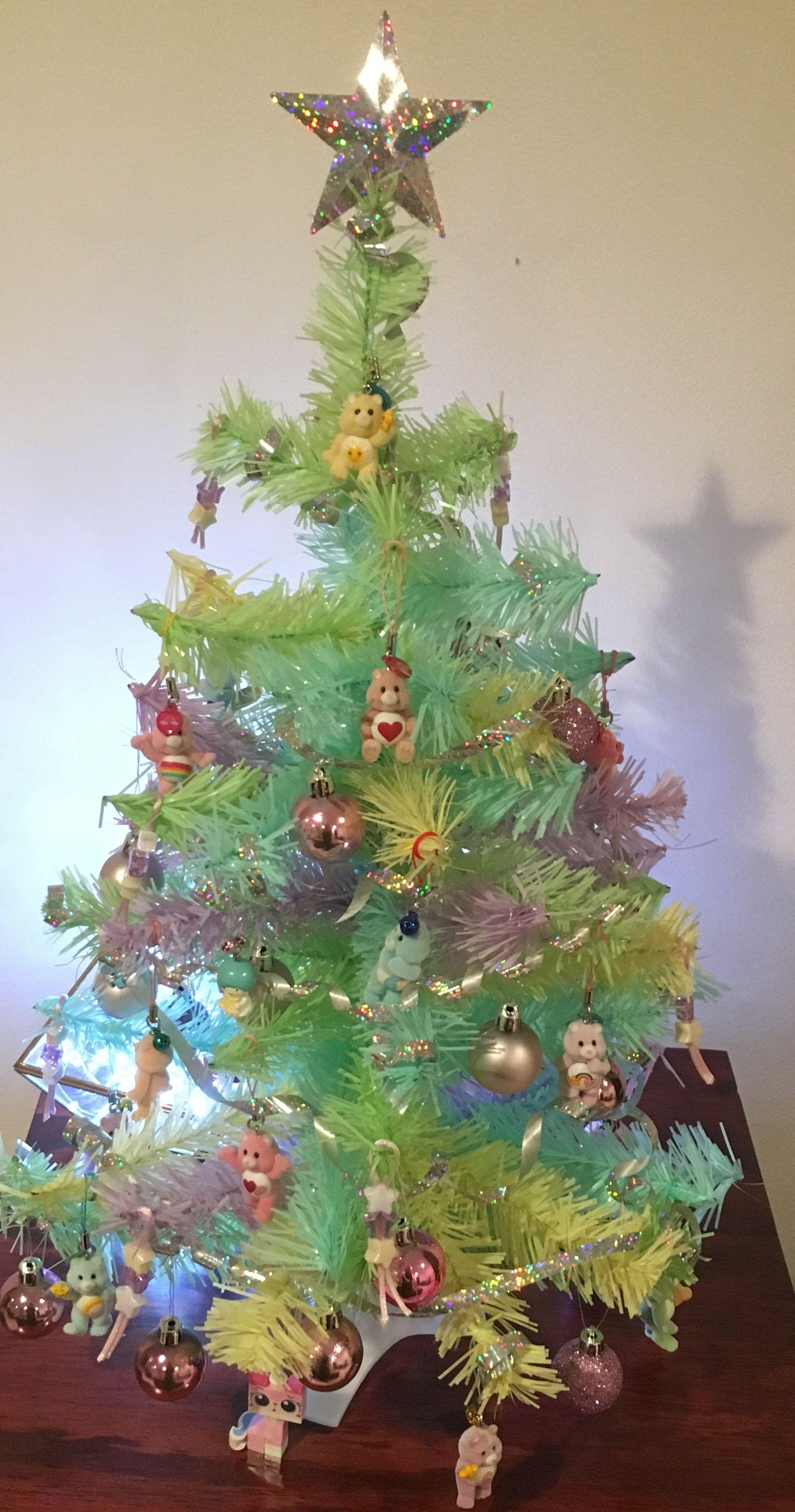 Kawaii pastel color christmas tree | Navidad | Pinterest | Christmas ...