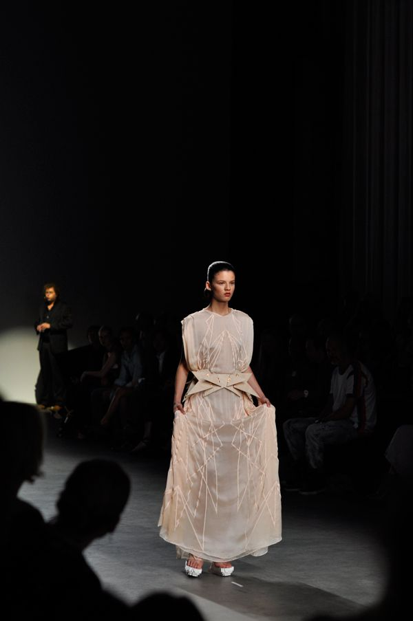 Dam Style: Winde Rienstra - AFW S/S 2013
