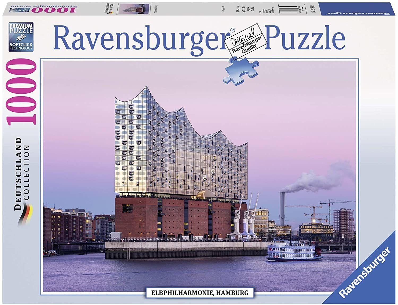 Ravensburger 19784 Elbphilharmonie Hamburg Puzzle In 2020 Hamburg Geschenke Fur Teenager Puzzle Kaufen